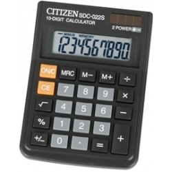 Kalkulator Citizen SDC-022S