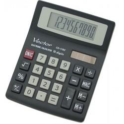 Kalkulator  Vector CD-1182 BLK
