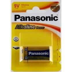 Bateria Panasonic 6LR61  9V