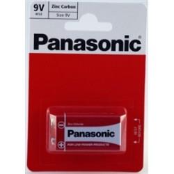 Bateria Panasonic 6F22R  9V