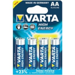 Bateria LR06 Varta High Energy