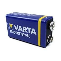 Bateria 6LR61 9V  Varta Industrial