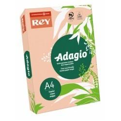Papier Adagio  A4 80g Brzoskwiniowy 55