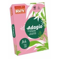 Papier Adagio A4 80g Róż Cukierkowy 05