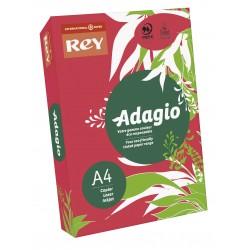 Papier Adagio A4 80g Czerwony 22