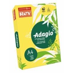 Papier Adagio A4 80g Cytrynowy 58