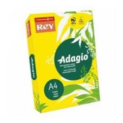 Papier Adagio A4 80g Żółty 66