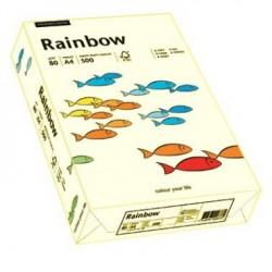 Papier Rainbow A4 160g Kremowy 03