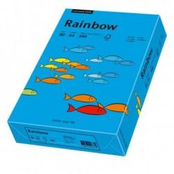 Papier Rainbow A4 80g Intensywny Niebieski 88