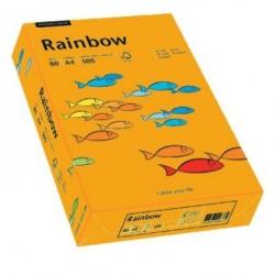 Papier Rainbow A4 80g Jasny Pomarańczowy 22