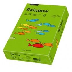 Papier Rainbow A4 80g Zielony 78