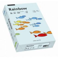 Papier Rainbow A4 80g Błękitny 84