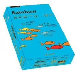Papier Rainbow A4 160g Niebieski 87