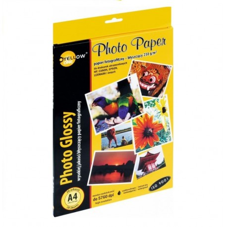 Papier Fotograficzny A4 Yellow One 230g/a20