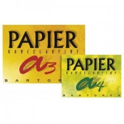 Papier Kancelaryjny A4 w Kratkę a500