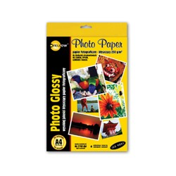 Papier Fotograficzny A4 Yellow 190g/a20