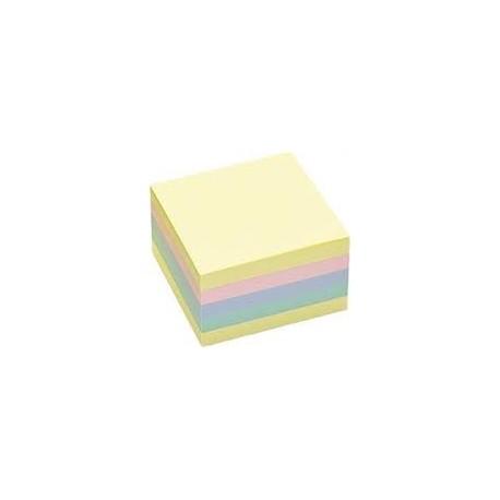 Notes Samoprzylepny Tres 75x75mm Pastel 400k