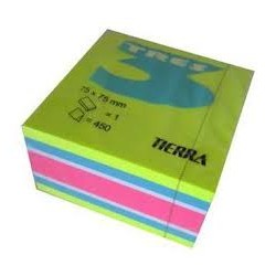 Notes Samoprzylepny Tres Energy 76x76mm 450k
