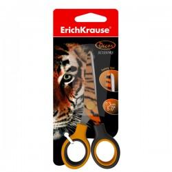 Nożyczki Erich Krause Decor Tiger 13cm