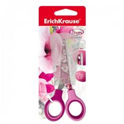 Nożyczki Erich Krause Decor Magnolia 13cm