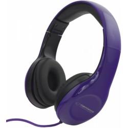 Słuchawki Esperanza Soul EH138V Fioletowe