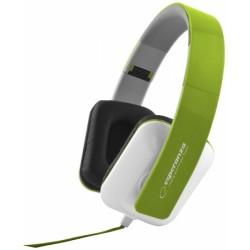 Słuchawki Esperanza Jazz EH137G Zielone