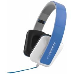 Słuchawki Esperanza Jazz EH137B Niebieskie