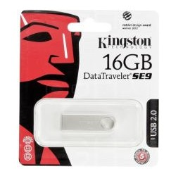 Kingston 16GB Data Traveler SE9H