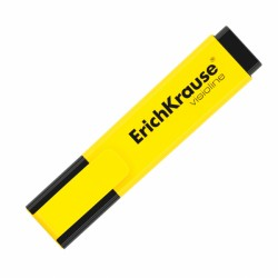 Zakreślacz V-20 Erich Krause Żółty