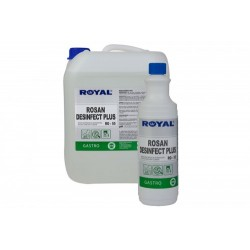 Royal Rosan Desinfect Plus RO-55G 600ml Do Dezynfekcji Urządzeń Gastronomicznych