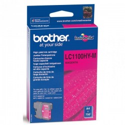 Tusz Brother LC-1100 MAGENTA oryginal