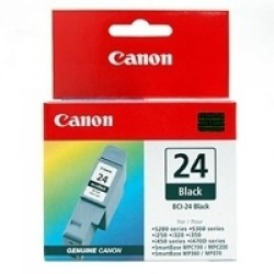 Tusz Canon BCI-24B Black Oryginal