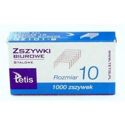 Zszywki Tetis No. 10  GZ101-B