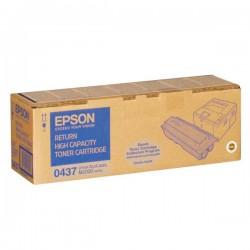 Toner Epson C13S050437 oryginalny