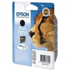 Tusz Epson T0711 BLACK oryginal