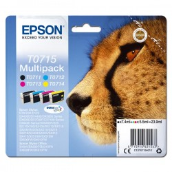 Tusz Epson T0715 MULTIPACK oryginal