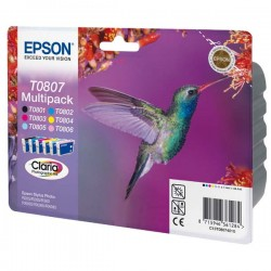 Tusz Epson T08074011 MULTIPACK oryginal