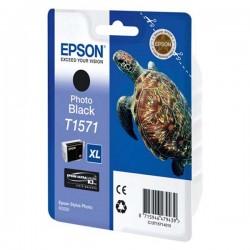 Tusz Epson T1571 FOTO BLACK oryginal