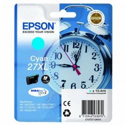 Tusz Epson T27124010 27 XL CYAN oryginal