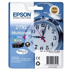 Tusz Epson T27154012 C,M,Y 27XL  oryginal