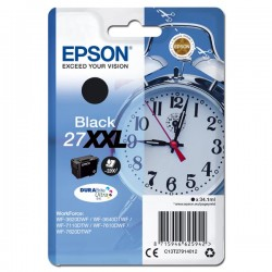 Tusz Epson T2791 27 XXL BLACK oryginal