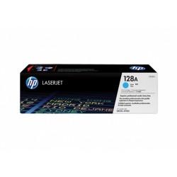 Toner HP 128A CE321A Cyan oryginal
