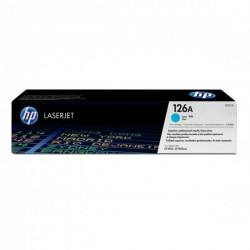 Toner HP 126A CE311A Cyan oryginal