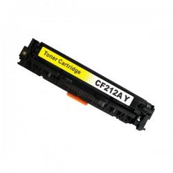 Toner HP 131A CF212A Yellow Zamienny