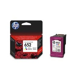 Tusz HP 652 F6V24AE Color Oryginal