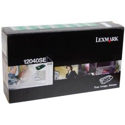 Toner Lexmark 12040SE Black Oryginal