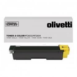Toner Olivetti B0949 Yellow oryginal