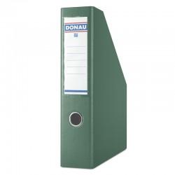 Pojemnik na dokumenty A4 75mm DONAU Zielony