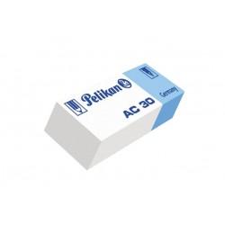 Gumka Pelikan AC-30 Biało-Niebieska