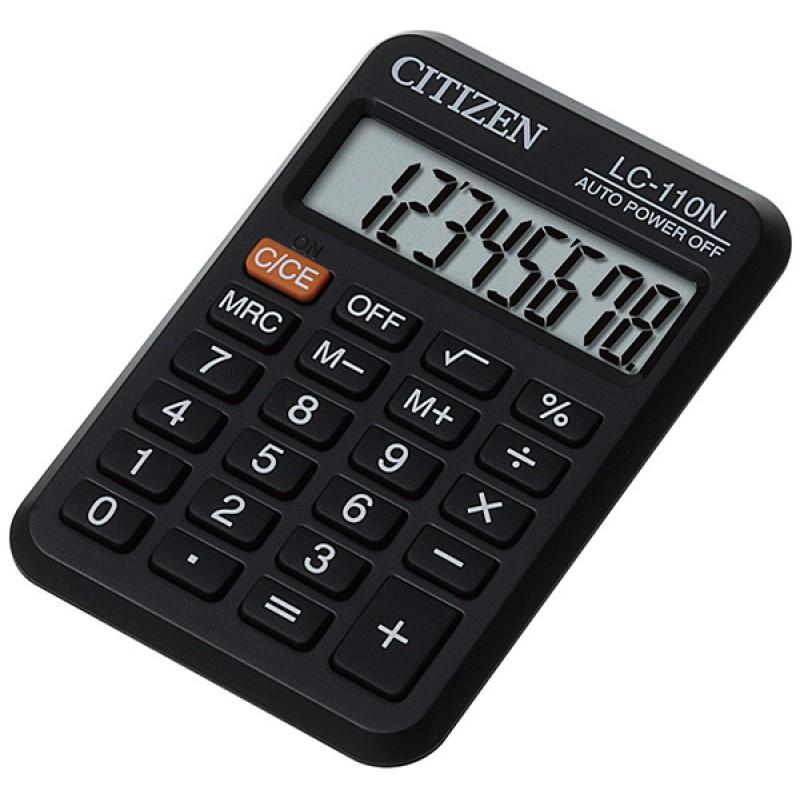 Kalkulator Citizen LC-110N